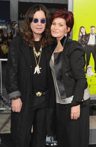 Sharon Osbourne 'Devastated' by Ozzy Osbourne's Relapse