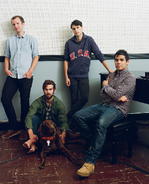 Vampire Weekend Make Timeless Love on 'Con te Partiro' - Premiere