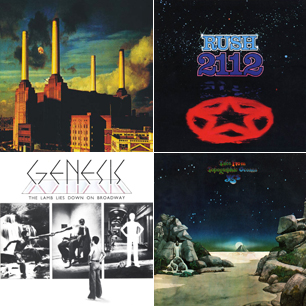 Weekend Rock Question: What Is the Best Prog Rock Album of the 1970s?