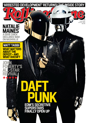 Why Daft Punk Wear Helmets