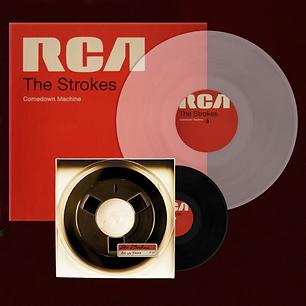 Win the Strokes 'Comedown Machine' on Vinyl