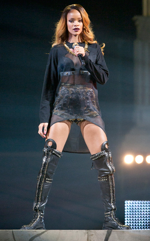 'Rihanna 777' Documentary Captures Music and Madness of Global Trek