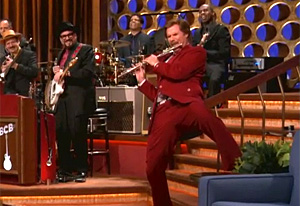 Will Ferrell as Ron Burgundy   Photo Credits: TBS