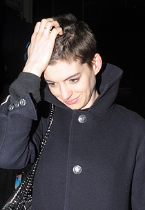 Anne Hathaway | Photo Credits: Tony Clark / Splash News
