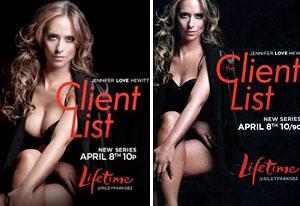 Jennifer Love Hewitt | Photo Credits: Lifetime