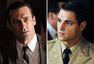Jon Hamm, Sam Page | Photo Credits: AMC