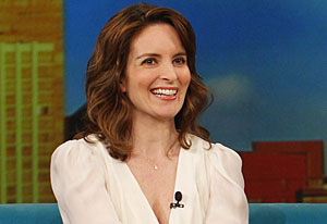 Tina Fey | Photo Credits: Lou Rocco/ABC