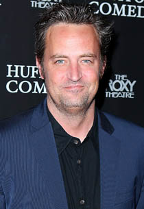 Matthew Perry | Photo Credits: Joe Scarnici/WireImage