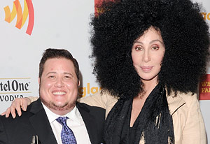 Chaz Bono and Cher | Photo Credits: Jason Merritt/Getty Images for GLAAD