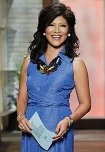 Julie Chen   Photo Credits: Cliff Lipson/CBS