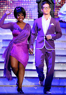 Gladys Knight, Tristan MacManus | Photo Credits: Adam Taylor/ABC