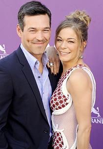 Eddie Cibrian and LeAnn Rimes | Photo Credits: Gregg DeGuire/Getty Images