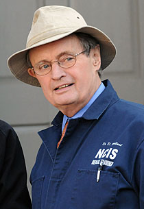 David McCallum | Photo Credits: Michael Yarish/CBS