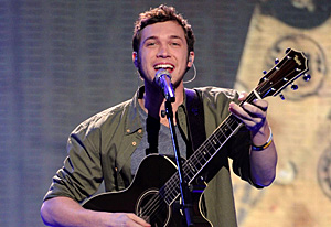 American Idol, Phillip Phillips | Photo Credits: Michael Becker/Fox