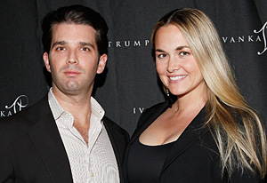 Donald Trump Jr. and Vanessa Trump | Photo Credits: Cindy Ord/Getty Images