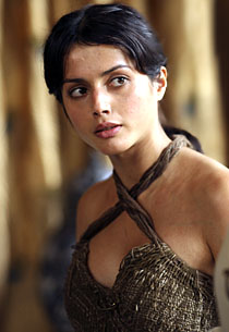 Amrita Acharia, Game of Thrones | Photo Credits: Paul Schiraldi/HBO