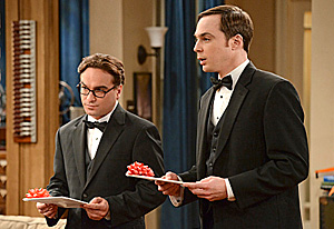 Johnny Galecki and Jim Parsons | Photo Credits: Michael Yarish/CBS