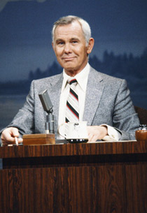 Johnny Carson | Photo Credits: NBC/Getty Images