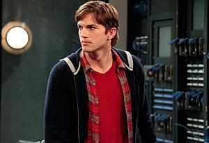 Ashton Kutcher | Photo Credits: Richard Cartwright/CBS