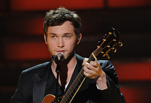 Phillip Phillips | Photo Credits: Michael Becker / FOX