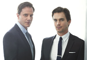 Tim DeKay, Matt Bomer | Photo Credits: Robert Ascroft/USA Network