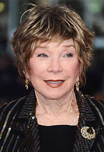 Shirley MacLaine | Photo Credits: Francois Durand/Getty Images