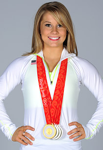 Shawn Johnson | Photo Credits: Harry How/Getty Images