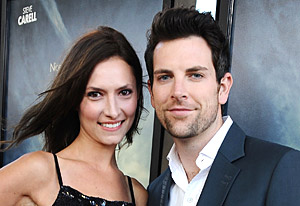 Laura Perloe and Chris Mann | Photo Credits: Angela Weiss/Getty Images