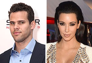 Kris Humphries, Kim Kardashian | Photo Credits: Donald Bowers/Getty Images; George Pimentel/WireImage