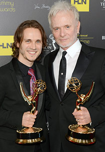 Jonathan Jackson and Anthony Geary | Photo Credits: Jason Merritt/Getty Images