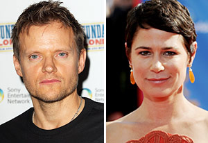 Marc Warren, Maura Tierney | Photo Credits: Mike Marsland/WireImage.com; Jeff Kravitz/FilmMagic.com