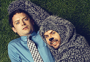 Elijah Wood and Jason Gann | Photo Credits: FX
