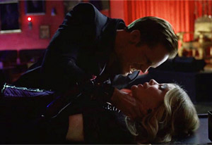 Alexander Skarsgard and Kristin Bauer van Straten | Photo Credits: HBO