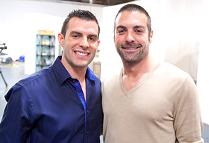 Anthony Carrino, John Colaneri | Photo Credits: HGTV/Scripps Networks