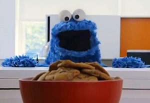 Cookie Monster | Photo Credits: Sesame Street