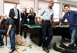 Psych | Photo Credits: Williams & Hirakawa/USA Network
