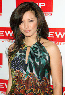 Kelly Hu | Photo Credits: Imeh Akpanudosen/Getty Images