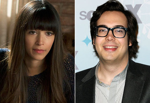 Hannah Simone, Nelson Franklin | Photo Credits: Isablella Vosmikova/FOX, Jason LaVeris/FilmMagic