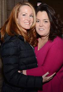 Michelle Rounds and Rosie O'Donnell | Photo Credits: Daniel Boczarski/Getty Images