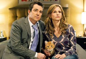 Jon Tenney and Kyra Sedgwick | Photo Credits: Karen Neal/TNT
