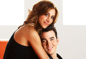 Kevin and Danielle Jonas | Photo Credits: E!
