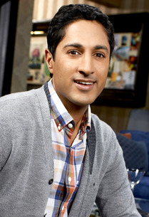 Maulik Pancholy | Photo Credits: Mitchell Haaseth/NBC