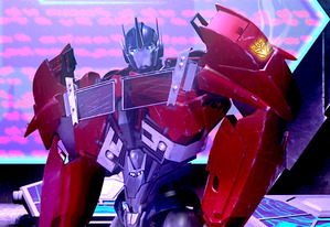 Transformers Prime | Photo Credits: The Hub