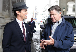 Matt Bomer and Treat Williams | Photo Credits: USA Network
