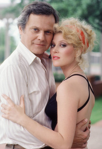 Ken Kercheval and Audrey Landers | Photo Credits: CBS Photo Archive/Landov