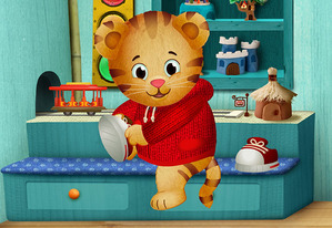 Daniel Tiger | Photo Credits: Rahoul Ghose/PBS