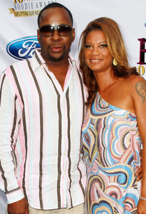 Bobby Brown and wife Alicia Etheredge | Photo Credits: Marcel Thomas/Getty Images