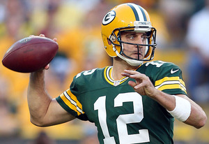 Aaron Rodgers | Photo Credits: Andy Lyons/Getty Images