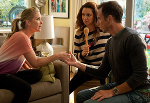 Christina Applegate, Maya Rudolph, Will Arnett | Photo Credits: Colleen Hayes/NBC