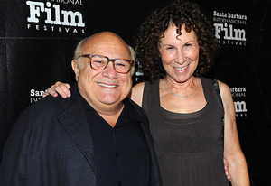 Danny Devito and Rhea Perlman | Photo Credits: Michael Buckner/Getty Images